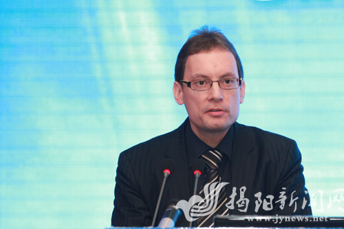 Oliver Regner: Sino-German Metal Eco-City is a great model